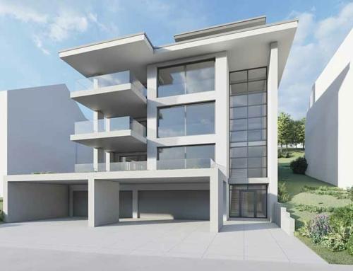 Maisonette + Penthouse = schöner Wohnen mit Fernblick